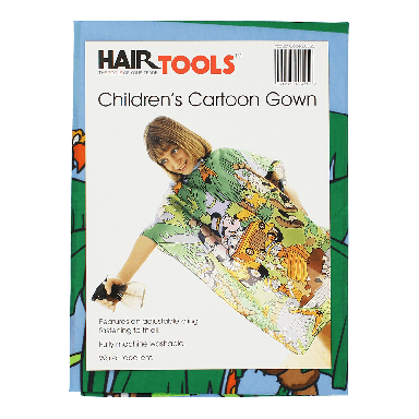 Hairtools Children's Cartoon Gown
