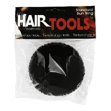 Hairtools Bun Ring Black