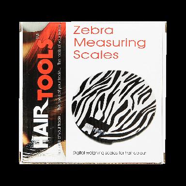 Hairtools Zebra Measuring Scales