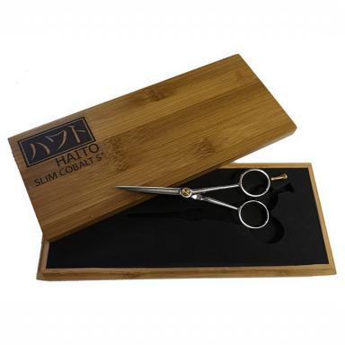 HAITO Slim Cobalt 5 Inch Scissor