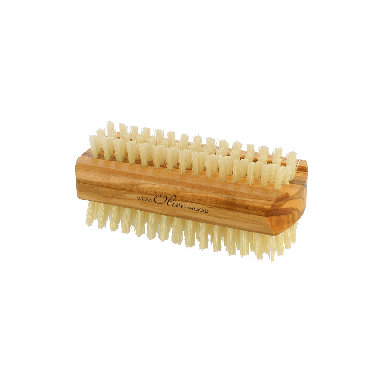 Hydrea Olive Wood Large Nail Brush