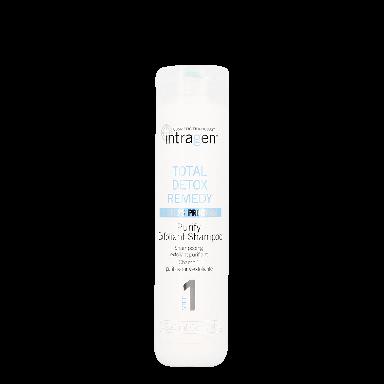 Intragen Total Detox Remedy Purifying Exfoliant Shampoo 250ml