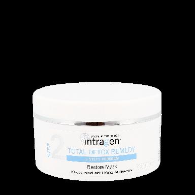 Intragen Total Detox Remedy Restore Mask 200ml