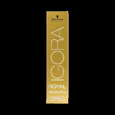 Schwarzkopf Igora Royal Absolutes 4-60 Permanent Color Creme 60ml