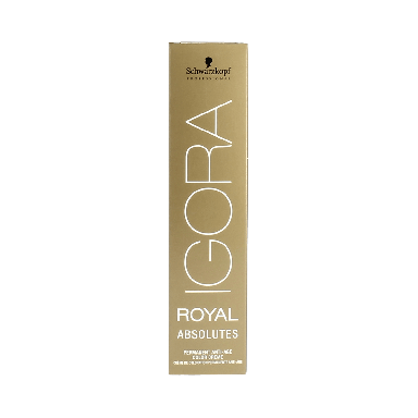 Schwarzkopf Igora Royal Absolutes 60ml 6-50 Dark Blonde Gold Natural