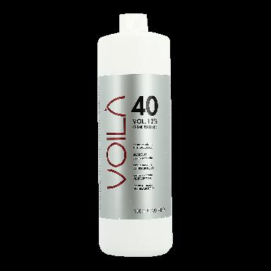 Intercosmo Voila 40 Vol. 12% Bisabolol Cream Peroxide 900ml