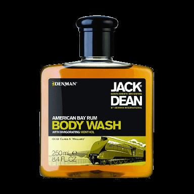 Jack Dean American Bay Rum Body Wash 250ml