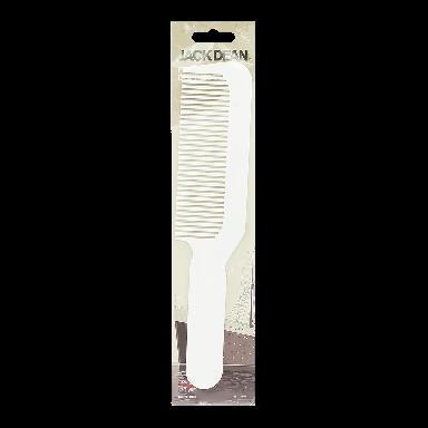 Jack Dean Flattop Clipper Fading Comb White