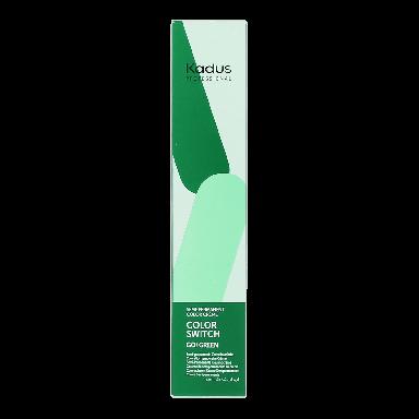 Kadus Color Switch Semi-Permanent Color Creme GO! Green 80ml