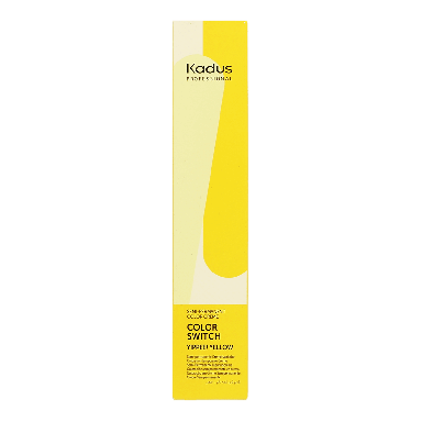 Kadus Color Switch Semi-Permanent Color Creme YIPPEE! Yellow 80ml