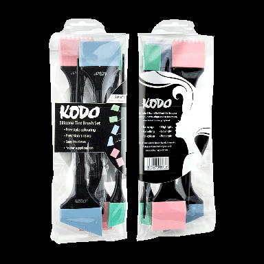 Kodo Silicone Tint Brush Set