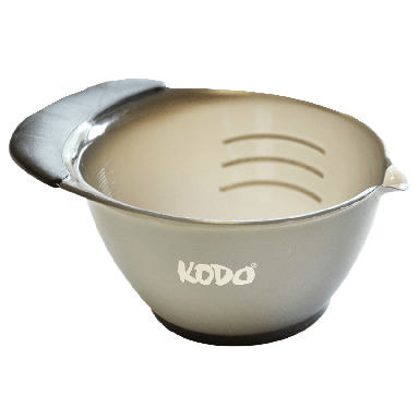 Kodo Tint Bowl with Silicone Grip - Black