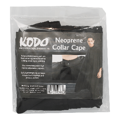 Kodo Neoprene Collar Cape