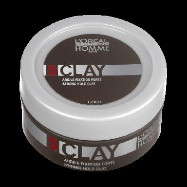 L'Oréal Professionnel Homme Clay 50ml