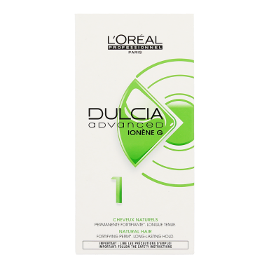 L'Oréal Professionnel Dulcia Advanced Ionene G 1 Tonique Fortifying Perm 175ml