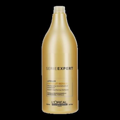 L'Oréal Professionnel Série Expert Lipidium Absolut Repair Shampoo 1500ml