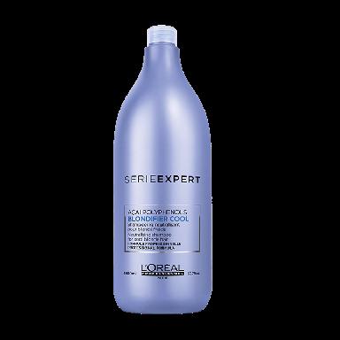 L'Oréal Serie Expert Blondifier Cool Shampoo 1500ml