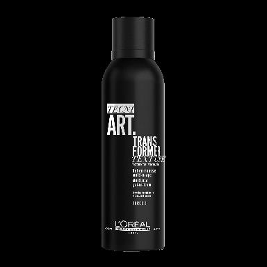 L'Oréal Tecni Art Transformer Texture Multi-Use Gel-To-Foam 150ml