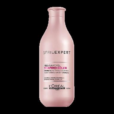 L'Oreal Serie Expert Resvratrol Vitamino Color Shampoo 300ml