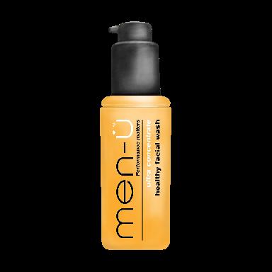 Men-U Healthy Facial Wash 100ml