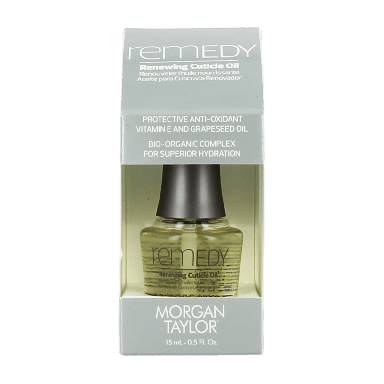 Morgan Taylor Remedy Renewing Cuticle Oil 15ml