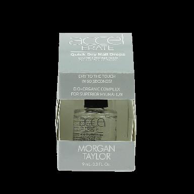 Morgan Taylor Nail Treatments - Accelerate Quick Dry Nail Drops 9ml