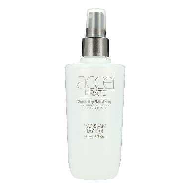 Morgan Taylor Nail Treatments - Accelerate Quick Dry Nail Spray 240ml