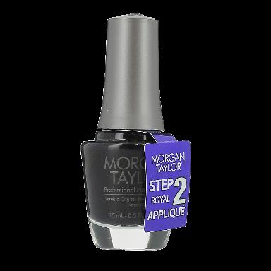 Morgan Taylor Royal Applique Nail Lacquer 15ml