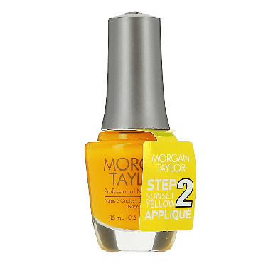 Morgan Taylor Sunset Yellow Nail Lacquer 15ml