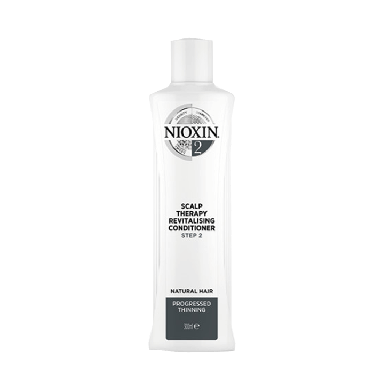 Nioxin System 2 Scalp Therapy Revitalizing Conditioner for Natural Hair 300ml