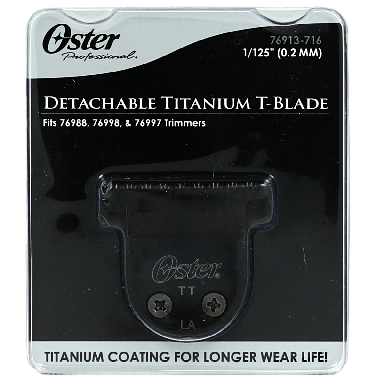 Oster 76913-716 Artisan Clipper Titanium Blade Set TT