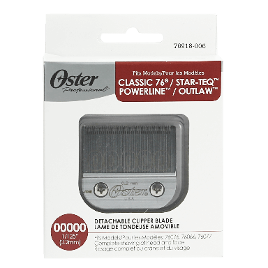 Oster Professional 76918-006 Replacement Clipper Blade