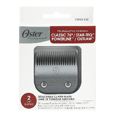Oster Professional 76918-126 Replacement Clipper Blade