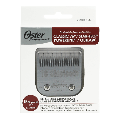 Oster Professional 76918-106 Replacement Clipper Blade