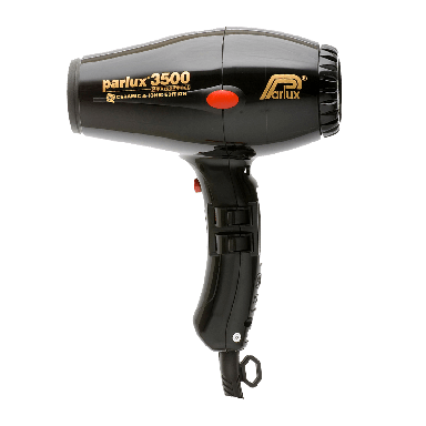 Parlux SuperCompact 3500 Black Hair Dryer