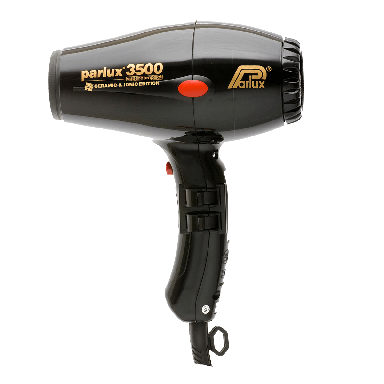 Parlux 3500 Ceramic Ionic Black Hair Dryer