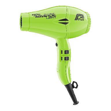 Parlux ADVANCE -Neon Green Hair Dryer