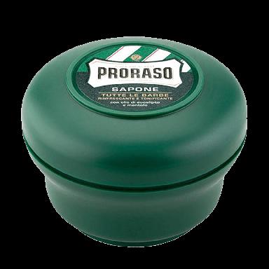 Proraso Shaving Soap Eucalyptus & Menthol Bowl 150ml