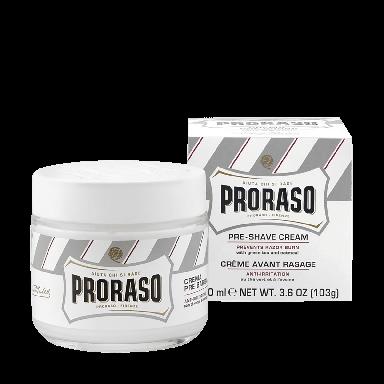 Proraso Pre-Shave Cream Sensitive 100ml