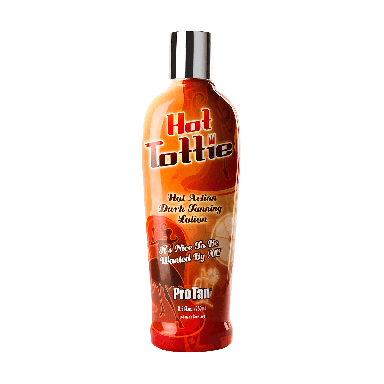 ProTan Hot Tottie Hot Action Dark Tanning Tingle 250ml