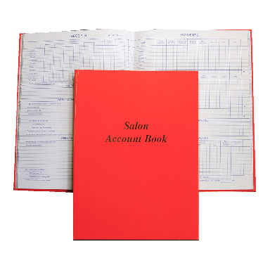 Quirepale Salon Account Book