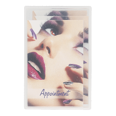 Quirepale Appointment Cards (100) Premium Nails