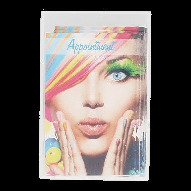 Quirepale Appointment Cards (100) Premium Rainbow