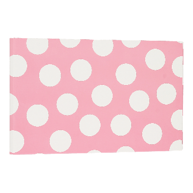 Quirepale Polka Pink Binder