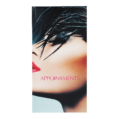 Quirepale 3 Assistant Appointment Books Premium Dark