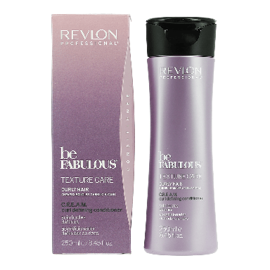 Revlon Be Fabulous Texture Care Curly Hair Conditioner 250ml