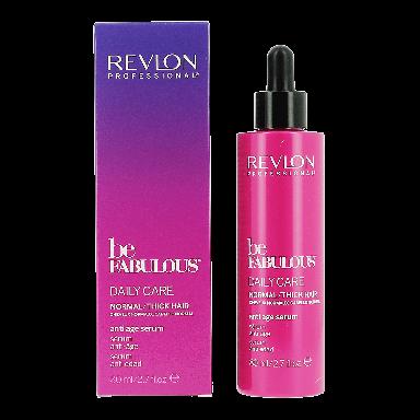 Revlon Be Fabulous Daily Care Normal / Thick Hair Anti Age C.R.E.A.M. Serum 80ml