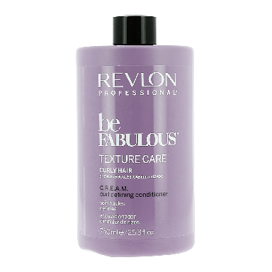 Revlon Be Fabulous Texture Care Curly Hair Defining Conditioner 750ml