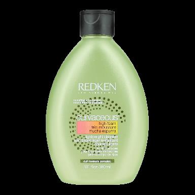Redken Curvaceous High Foam Lightweight Shampoo 300ml