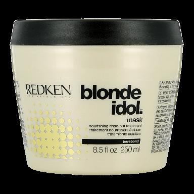 Redken Blonde Idol Hair Mask Nourishing Rinse-Out Treatment 250ml